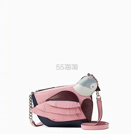 【惊喜特卖会】kate spade 凯特丝蓓 love birds bird 小鸟造型斜挎包 (约686元) - 海淘优惠海淘折扣|55海淘网