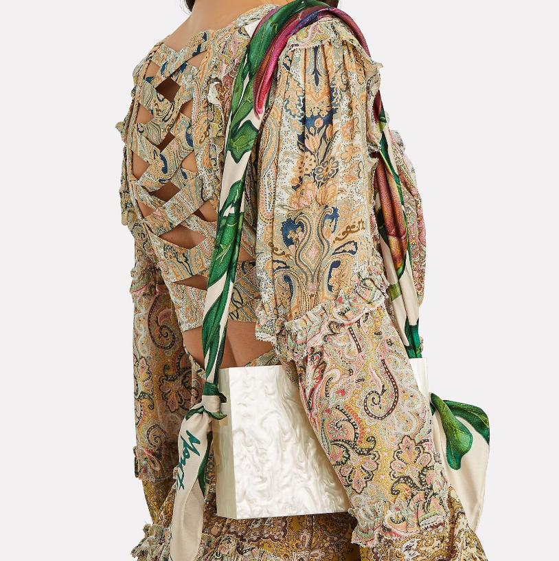 MONTUNAS Guaria 丝巾单肩包 1(约1,821元) - 海淘优惠海淘折扣 55海淘网