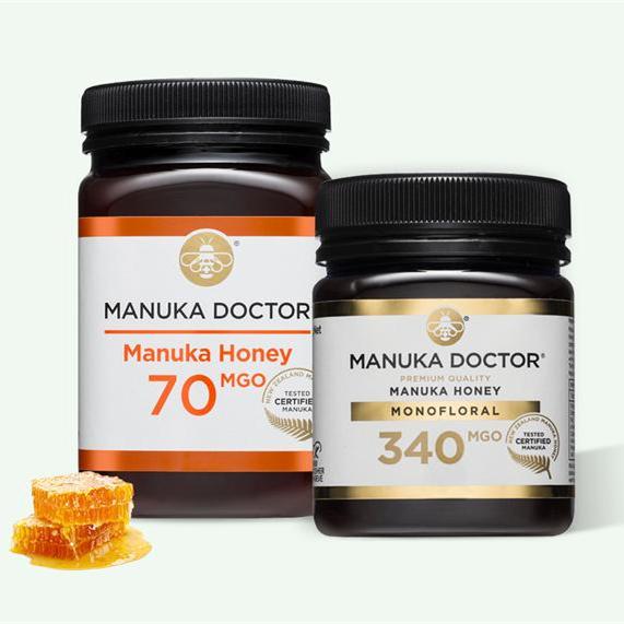 Manuka Doctor 美国官网:全场新西兰麦卢卡蜂蜜、护肤产品等