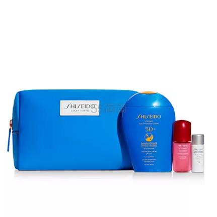 Shiseido 资生堂 蓝胖子套装 价值 .65(约293元) - 海淘优惠海淘折扣 55海淘网