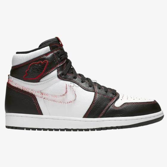 乔丹 Air Jordan 1 Defiant 男子篮球鞋 拆线 5(约1,231元) - 海淘优惠海淘折扣|55海淘网