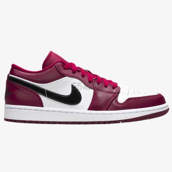 【基本码全】Air Jordan 1 乔丹 男子低帮篮球鞋 Noble Red (约633元) - 海淘优惠海淘折扣 55海淘网