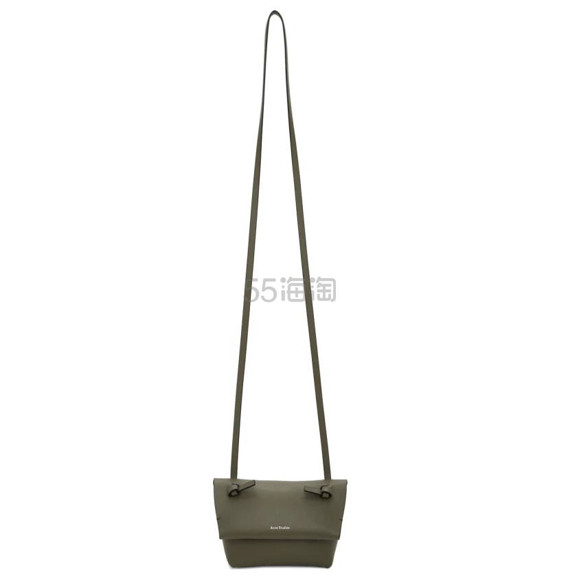 Acne Studios 绿色迷你 Purse 单肩包 2(约2,617元) - 海淘优惠海淘折扣|55海淘网