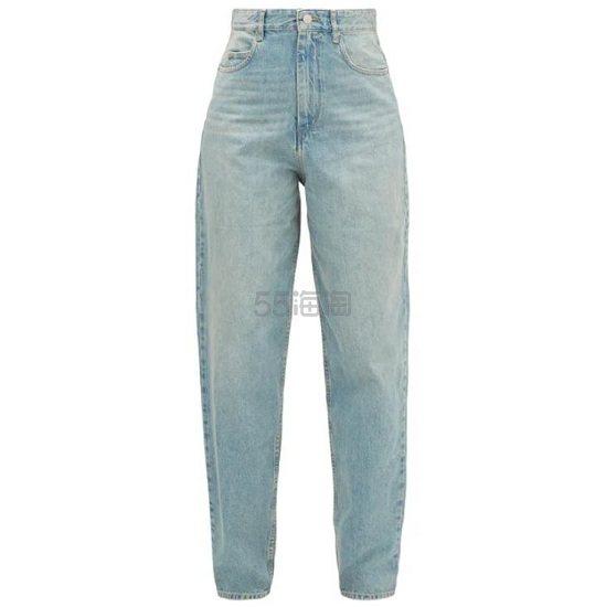 ISABEL MARANT ÉTOILE Corsy 牛仔裤 €140(约1,077元) - 海淘优惠海淘折扣|55海淘网
