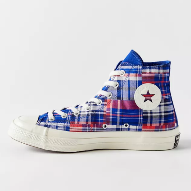 Converse Chuck 70 Twisted Prep High Top Sneaker