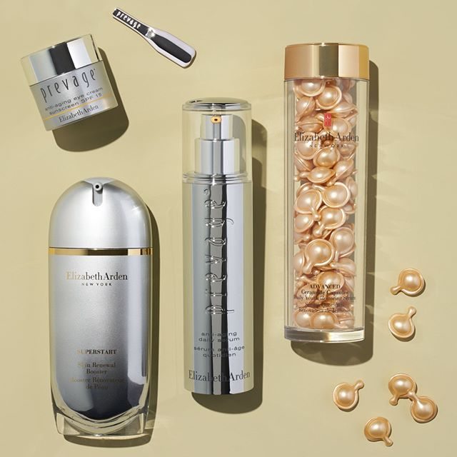 Elizabeth Arden:精选金胶等护肤香氛
