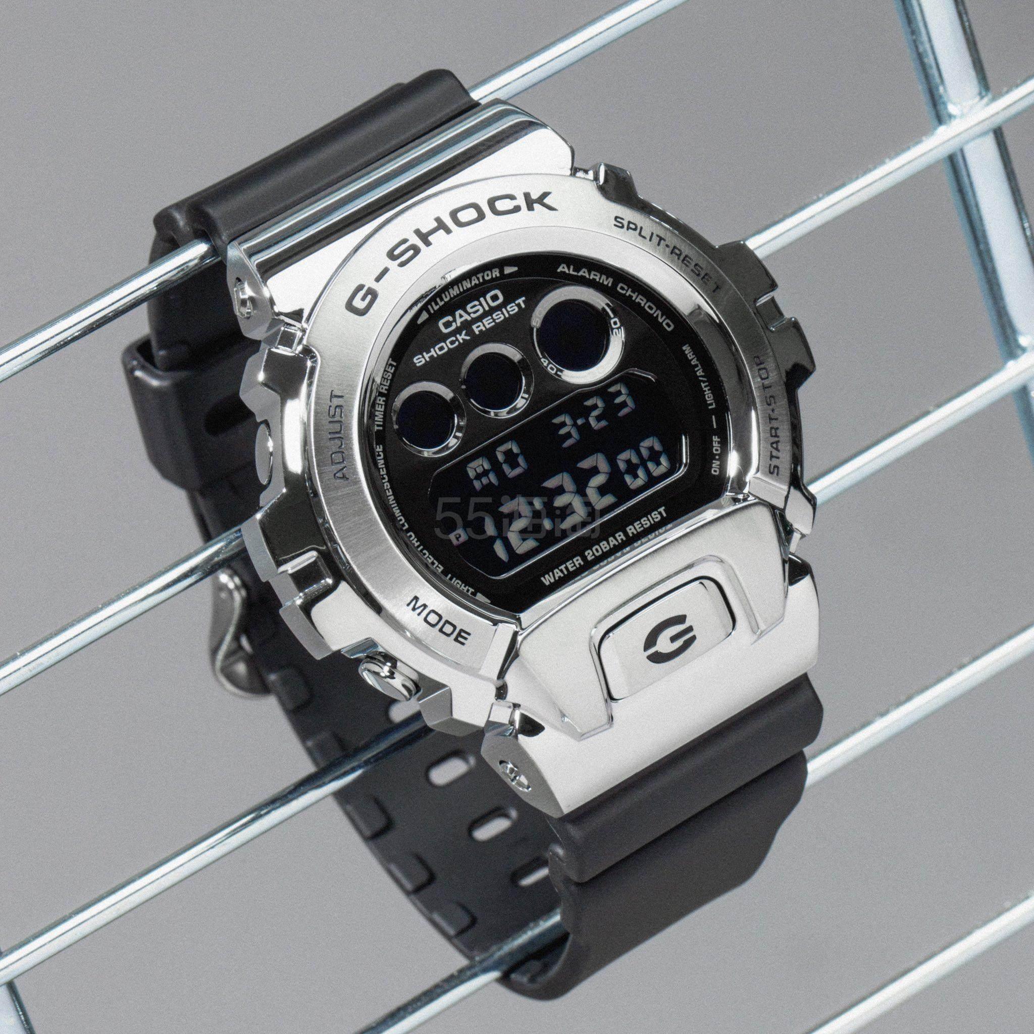 HBX:精选 Casio G-shock 手表 上新 - 海淘优惠海淘折扣 55海淘网