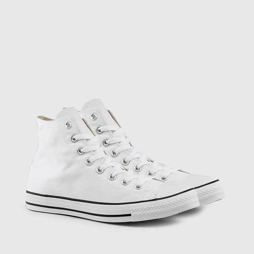 "【好价】CONVERSE 匡威 CHUCK TAYLOR ALL STAR HI ""OVERSIZED LOGO""  大童款高帮帆布鞋 大号logo"