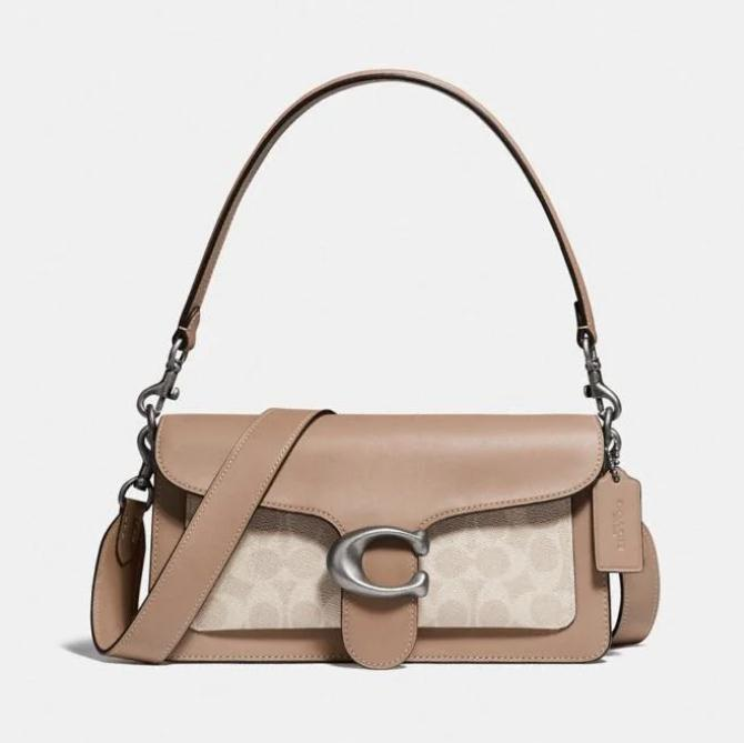 Coach Tabby Shoulder Bag 26 真皮包包