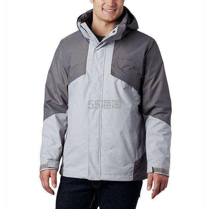 Columbia 哥伦比亚 Bugaboo II 男款3合1冲锋衣 5.99(约882元) - 海淘优惠海淘折扣|55海淘网