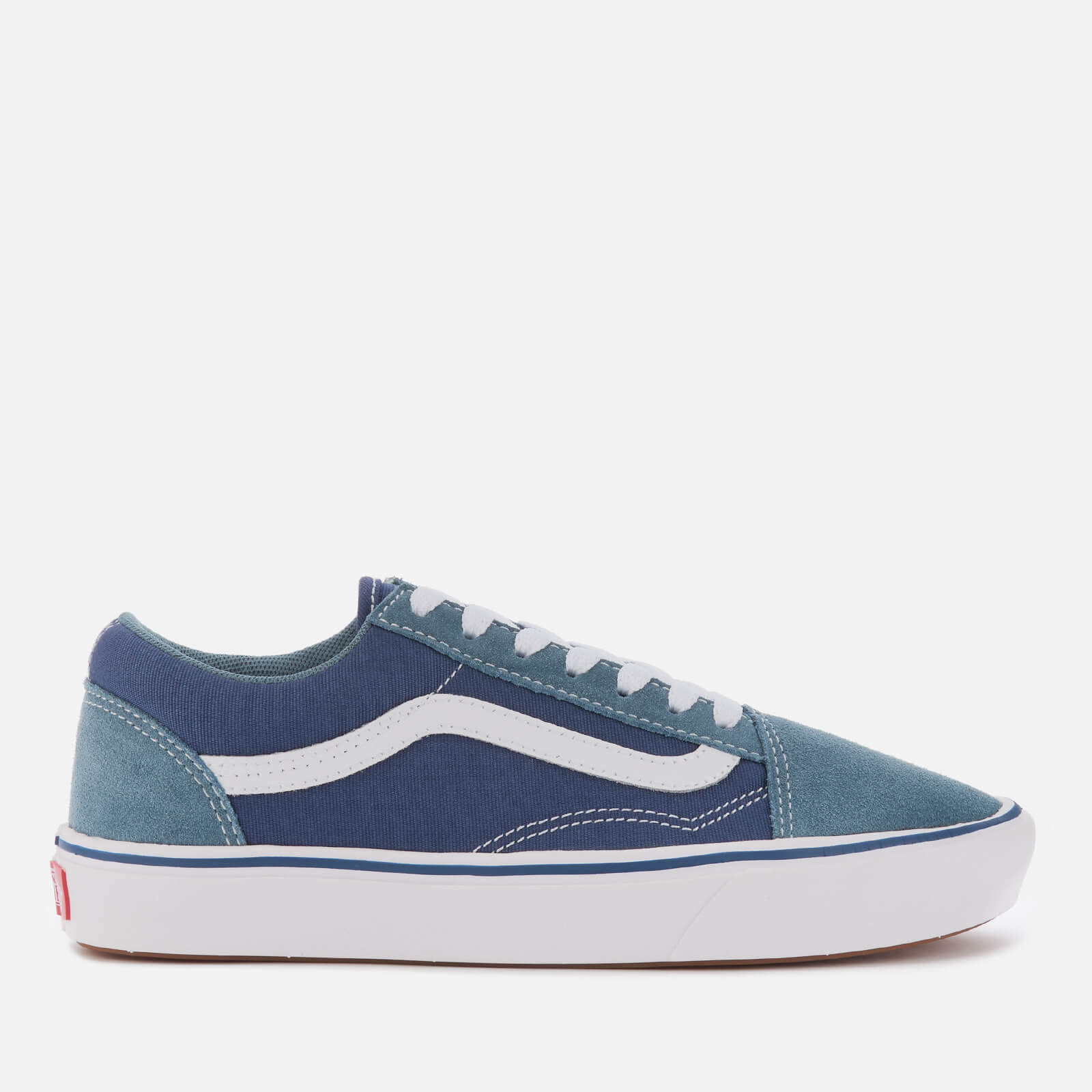 【码全】Vans ComfyCush Suede/Textile Old Skool 滑板鞋