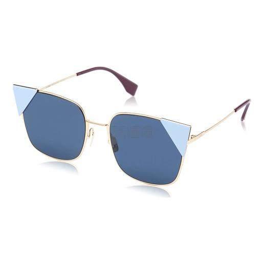 Fendi 芬迪 蓝色太阳镜 .99(约560元) - 海淘优惠海淘折扣|55海淘网