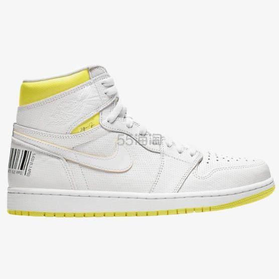 【额外7.5折】乔丹 Air Jordan 1 男子高帮篮球鞋 头等舱飞行 0(约843元) - 海淘优惠海淘折扣|55海淘网