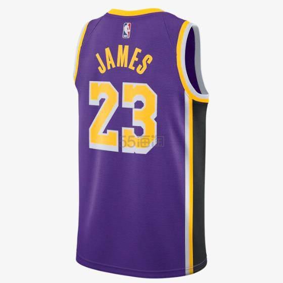 【额外7.5折】Nike 耐克 NBA 老詹23号球衣 .5(约579元) - 海淘优惠海淘折扣|55海淘网