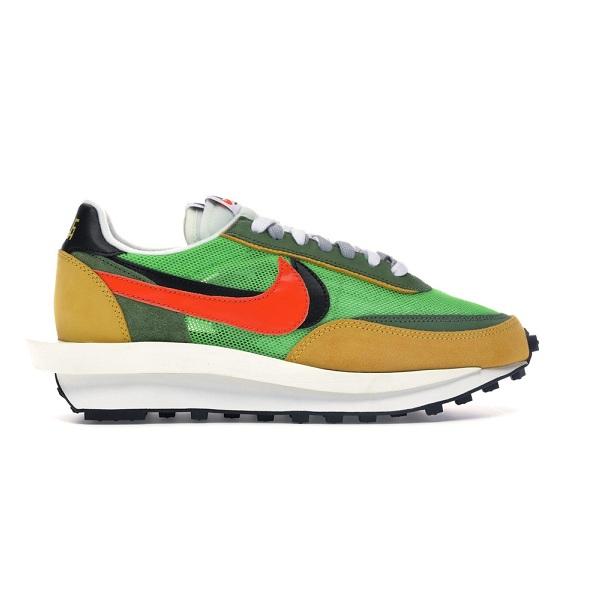 Nike 耐克 LD Waffle Sacai Green Multi 华夫鞋
