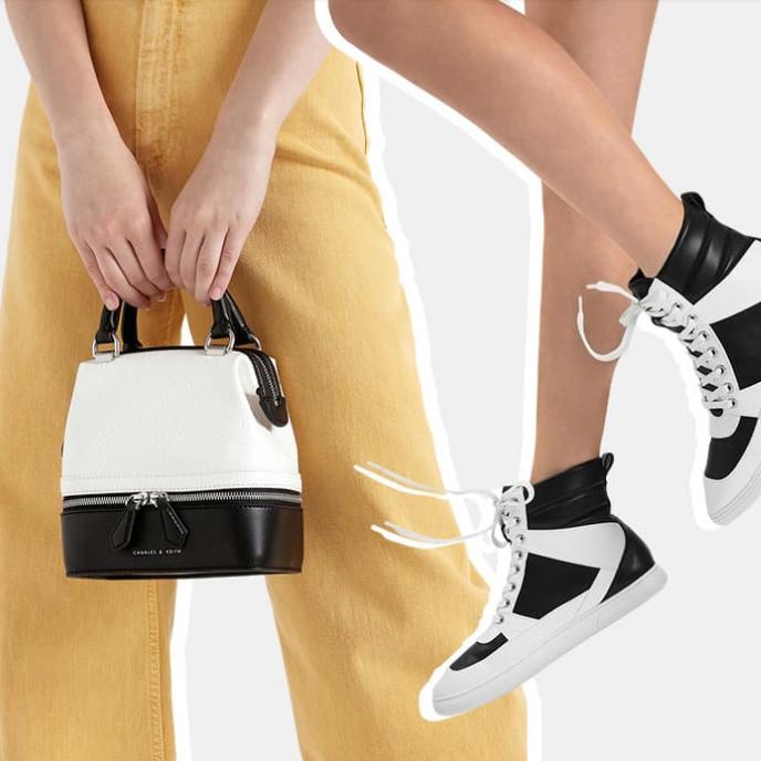 CHARLES & KEITH 美国官网:精选 美鞋美包