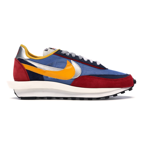 Nike 耐克 LD Waffle Sacai Blue Multi 华夫鞋