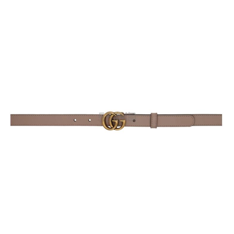 Gucci 粉色 GG 腰带 5(约3,196元) - 海淘优惠海淘折扣|55海淘网