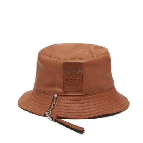 LOEWE Fisherman 真皮渔夫帽 €450(约3,522元) - 海淘优惠海淘折扣 55海淘网
