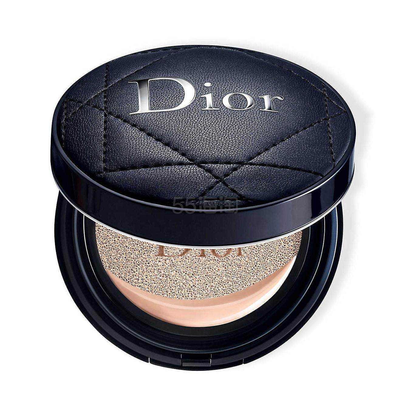 Dior 迪奥 皮革气垫 凝脂恒久气垫粉底 港币380(约348元) - 海淘优惠海淘折扣|55海淘网