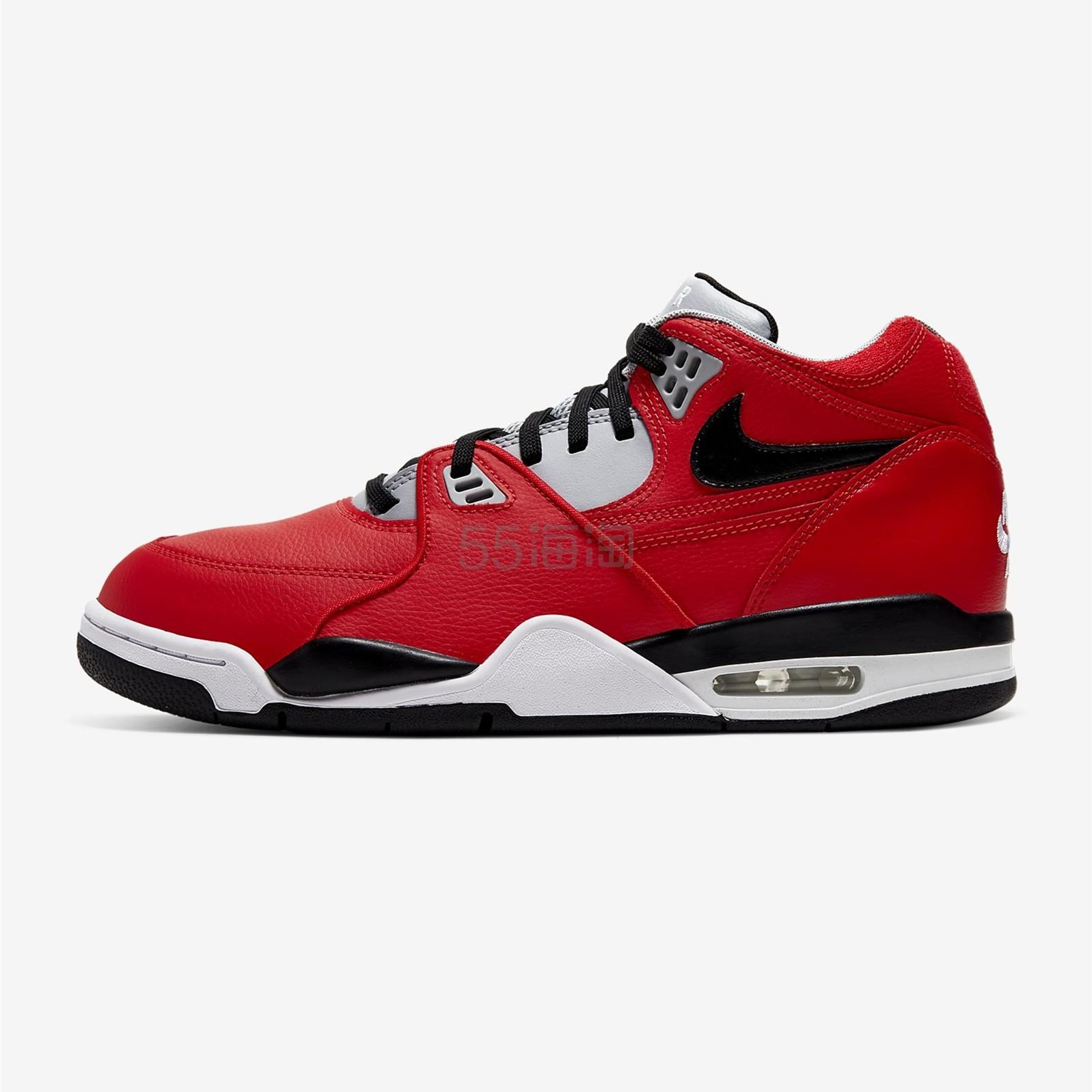 Nike 耐克 Air Flight 89 红黑配色男子运动鞋 ¥479 - 海淘优惠海淘折扣|55海淘网