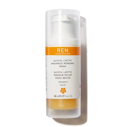 REN Clean Skincare 亮白焕肤新生面膜 50ml