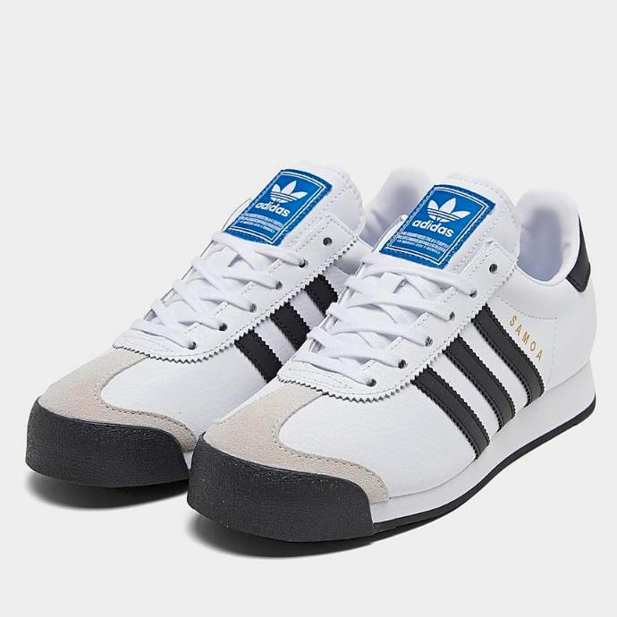 adidas Originals 三叶草 Samoa 大童款运动鞋