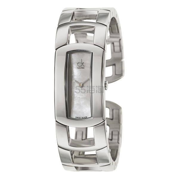 近期低价!Calvin Klein 卡尔文·克莱因 Dress 系列 银色女士时装腕表 K3Y2M11G .15(约233元) - 海淘优惠海淘折扣 55海淘网