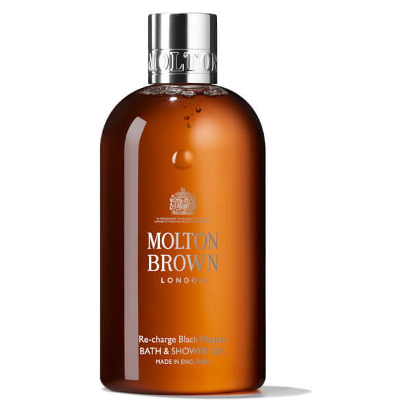 【7.5折】Molton Brown 摩顿布朗 黑胡椒油沐浴露 300ml