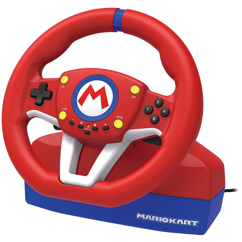 Hori Nintendo Switch/任天堂/NS 马里奥赛车游戏方向盘