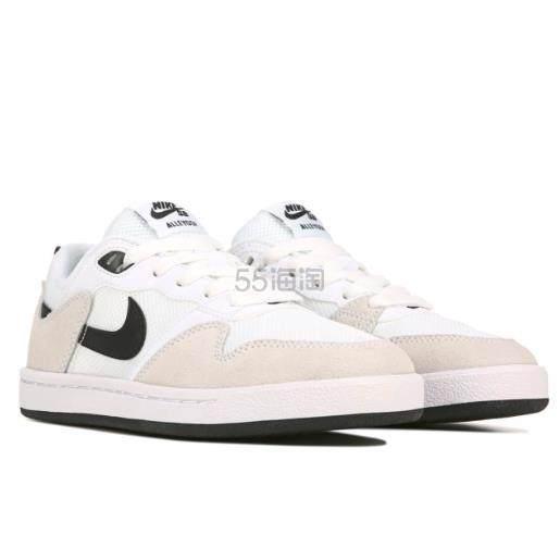 【额外7.5折】Nike 耐克 SB Alleyoop 大童款低帮板鞋 .99(约211元) - 海淘优惠海淘折扣|55海淘网