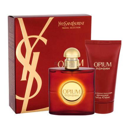 【包邮】YSL 圣罗兰 Opium鸦片女士香水套装 €75(约574元) - 海淘优惠海淘折扣|55海淘网