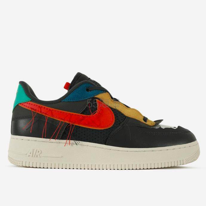 【额外8折】Nike 耐克 Air Force 1 Low BHM 男子板鞋 黑人月 4(约729元) - 海淘优惠海淘折扣|55海淘网