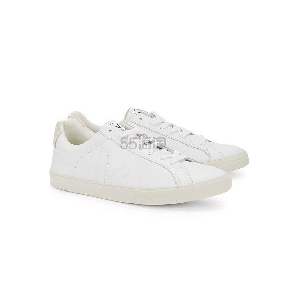 VEJA Esplar 女款白色复古运动鞋 .5(约495元) - 海淘优惠海淘折扣|55海淘网