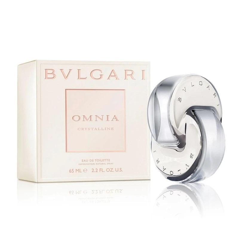 【直邮包税】BVLGARI 宝格丽 Omnia Crystalline 白晶晶莹女士淡香水 65ml
