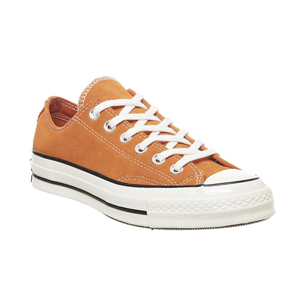 Converse All Star Ox 70s 麂皮低帮休闲鞋