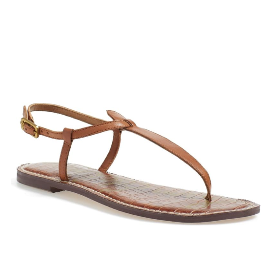 SAM EDELMAN Gigi Sandal 夹脚凉鞋