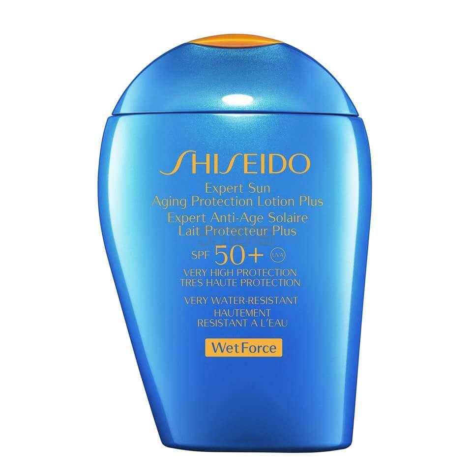 【中亚Prime会员】Shiseido 资生堂 新艳阳夏臻效水动力防护防晒霜 SPF50+ 100ml 到手价272元 - 海淘优惠海淘折扣|55海淘网