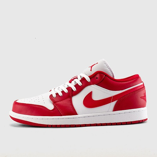 【新款】JORDAN 乔丹  AIR JORDAN LOW 1 (GYM RED | 男士低帮运动鞋