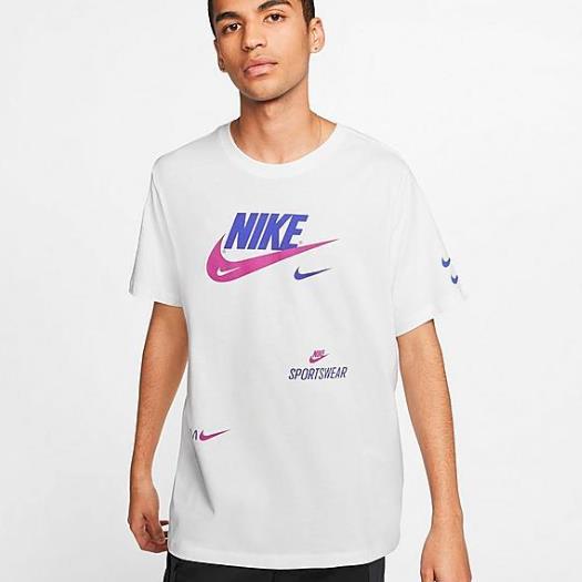 Nike 耐克 男子双勾短袖运动T恤