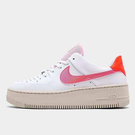 【额外7.5折】Nike 耐克 Air Force 1 Sage Low 女子厚底板鞋