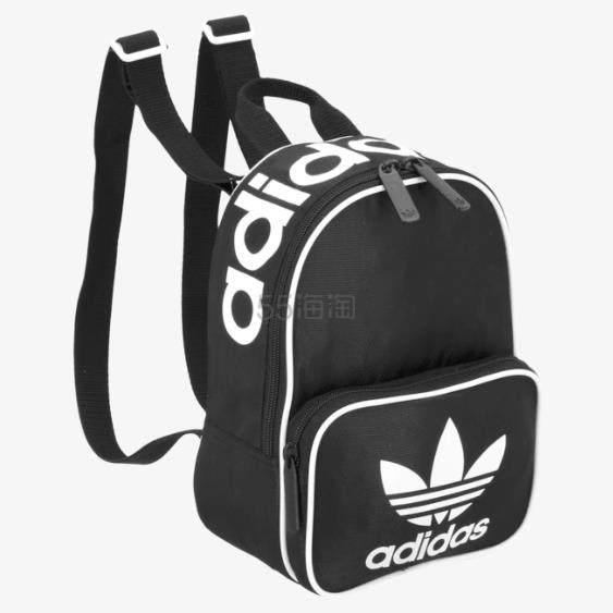 adidas Originals 三叶草 Santiago 迷你双肩包 .99(约139元) - 海淘优惠海淘折扣|55海淘网