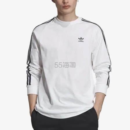 adidas Originals 三叶草 California 男子长袖T恤 .99(约209元) - 海淘优惠海淘折扣|55海淘网
