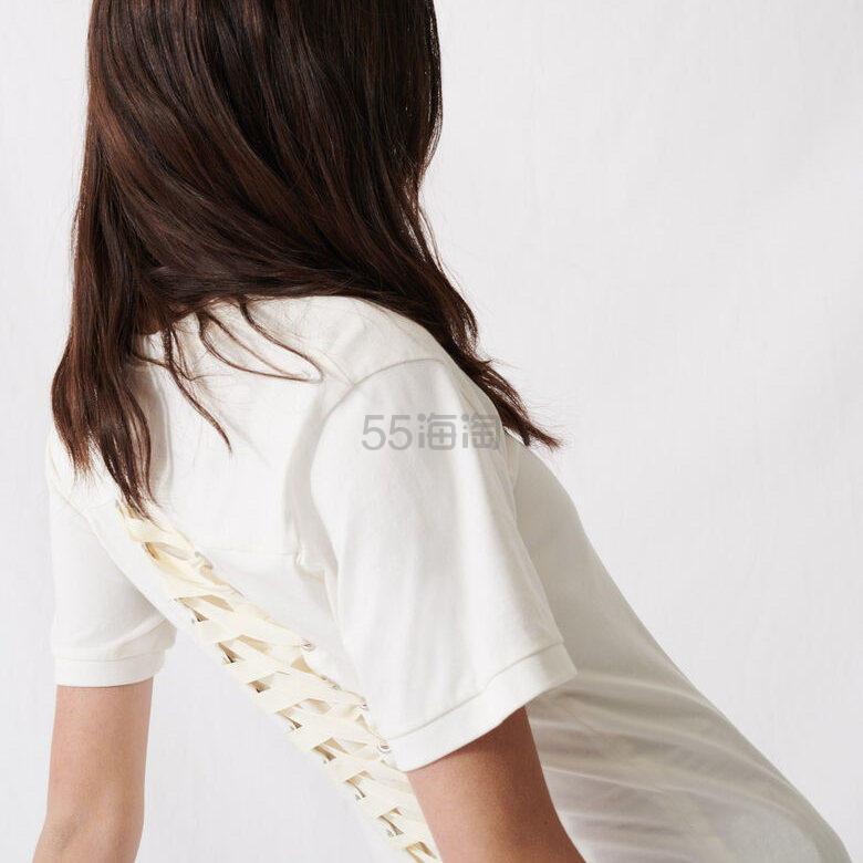 Maje 后背绑带修身 T 恤 2.5(约785元) - 海淘优惠海淘折扣 55海淘网
