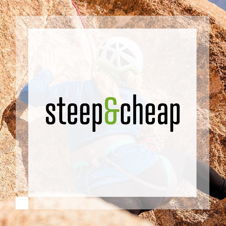 Steep&Cheap:精选 Patagonia、The North Face 等运动户外服饰、装备