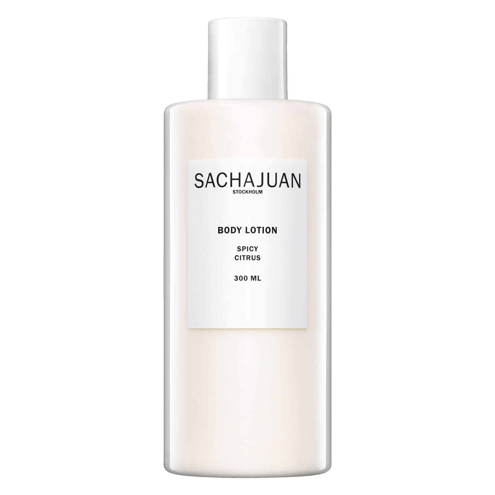 6.4折!Sachajuan Spicy Citrus 身体乳 300ml