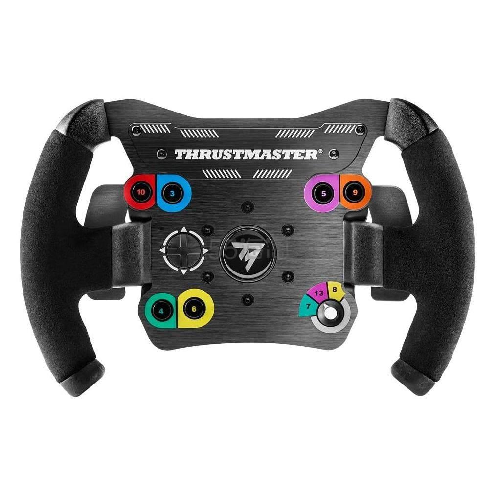 【中亚Prime会员】Thrustmaster 图马斯特 TM Open Wheel 赛车游戏方向盘驾驶模拟器 到手价936元 - 海淘优惠海淘折扣 55海淘网