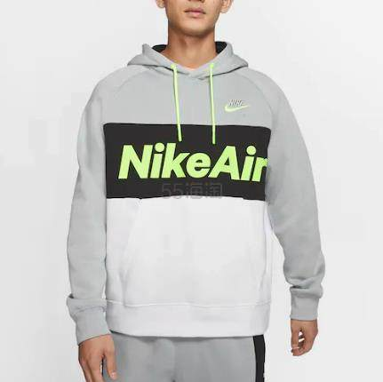 【额外7.5折】Nike 耐克 Air 男子摇粒绒连帽衫 .75(约446元) - 海淘优惠海淘折扣|55海淘网