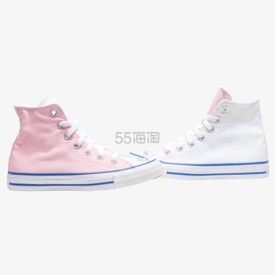 【额外7.5折】Converse 匡威 All Star 大童款鸳鸯帆布鞋 (约315元) - 海淘优惠海淘折扣|55海淘网