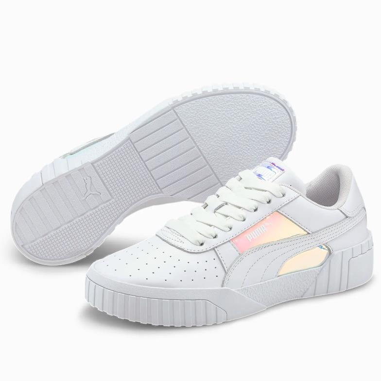 Puma 彪马 Cali Glow 女子板鞋 镭射